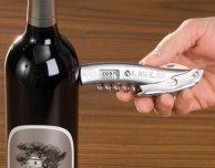 Infrared Thermometer And Corkscrew