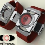 The WITness Watch combines old and new technology