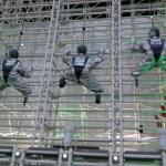 Yume Robo climbing robots