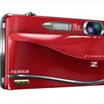 Fujifilm FinePix Z800EXR offers new touch screen sensation