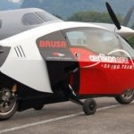 Zeroracer electric powered vehicle set to blaze new trails