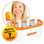 Zoku Ice Lolly Maker