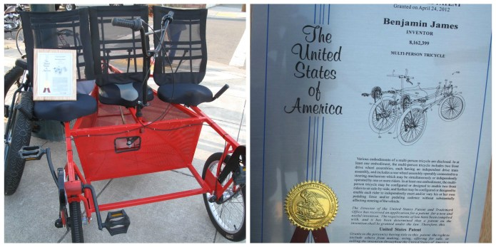 Social Revolution Bike and Patent
