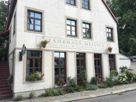 """Hotel """"Altes Fährhaus"""" Meißen"""