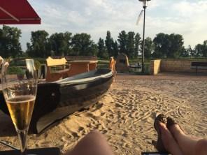 """Strandfeeling im Restaurant im Hotel """"Zum Anke"""""""