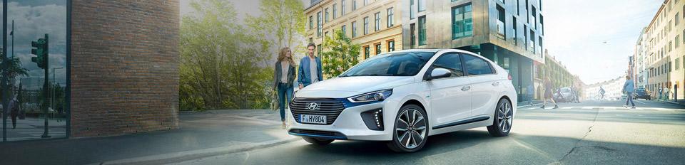 Hyundai Ioniq Hybrid | El placer de conducir un coche ecológico