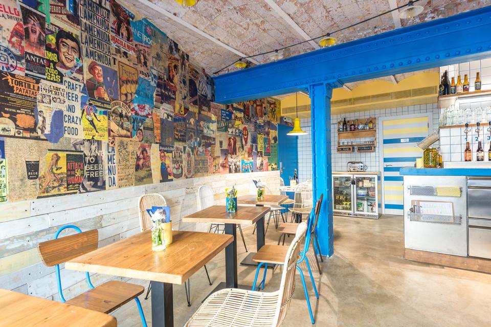 La Menuda | Un taproom de platos exóticos y poco comunes en el centro de Barcelona