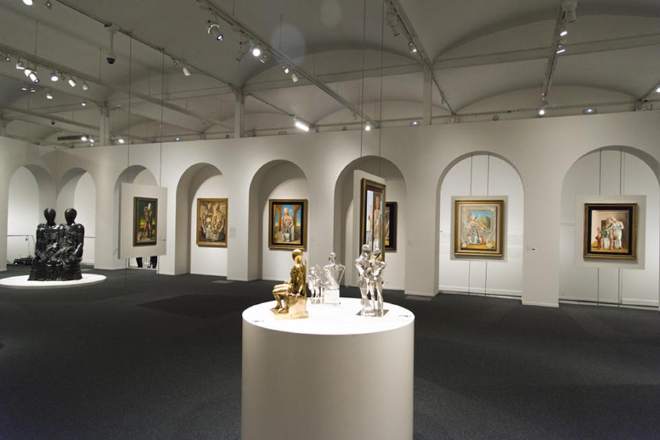 CaixaForum Barcelona | El mundo de Giorgio de Chirico. Sueño o realidad