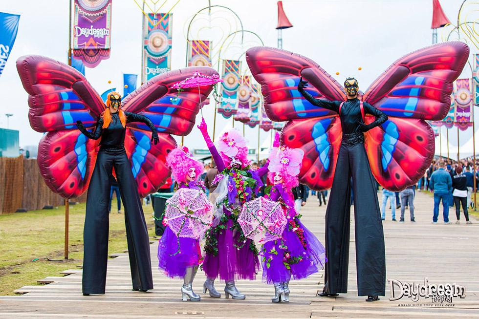 Daydream Festival llega a Barcelona el 30 y 31 de marzo