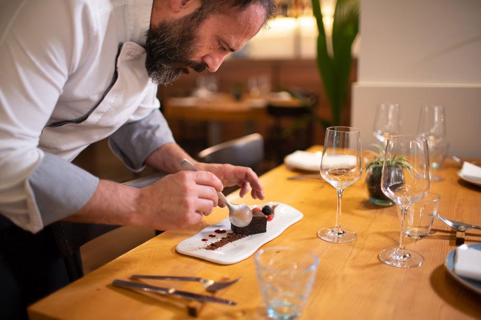 El chef Albert Mendiola aterriza en Barcelona con Marimorena BCN