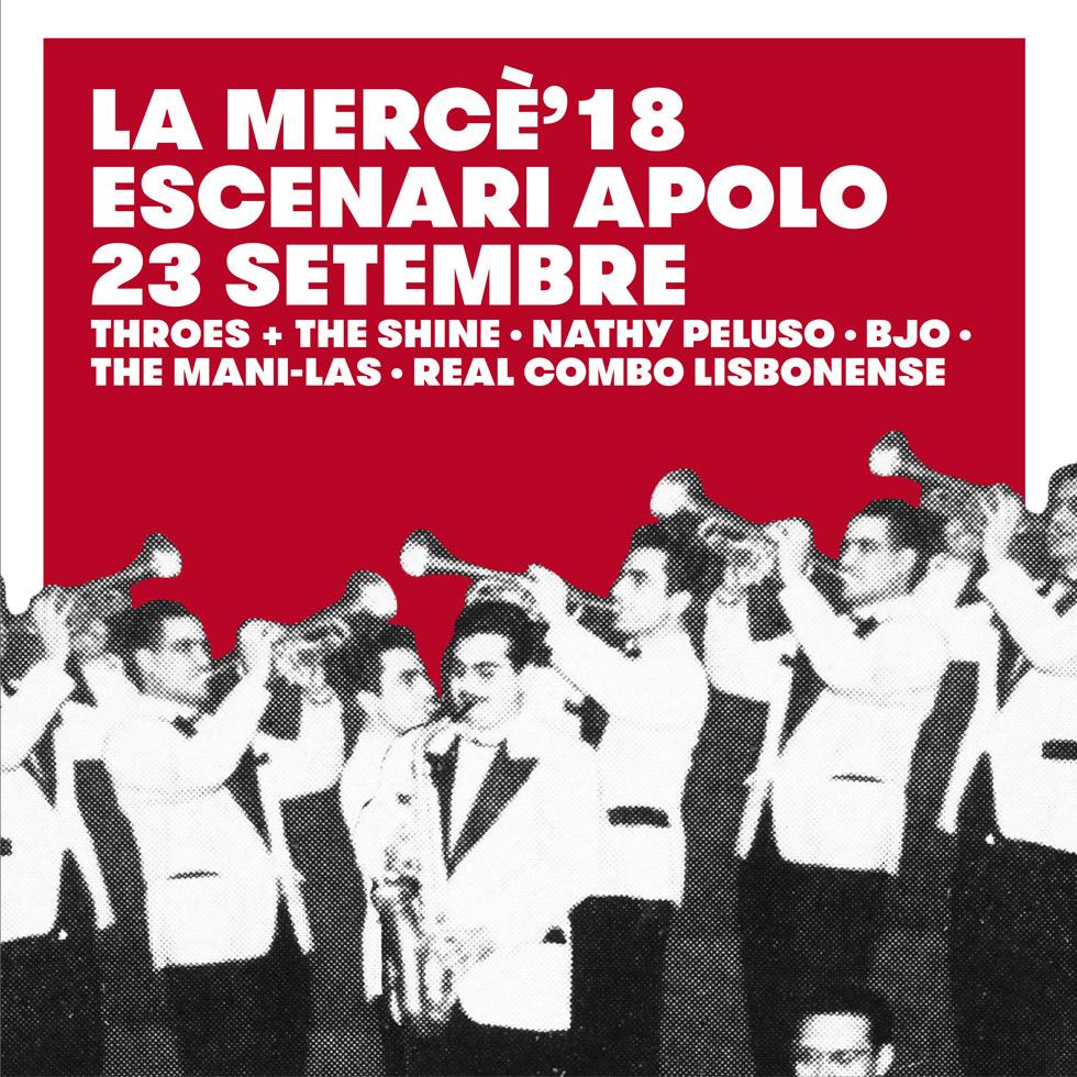 La Sala Apolo celebra sus 75 años con un escenario propio en las fiestas de la Mercè