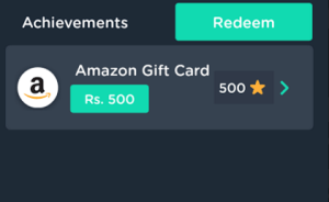 (*Loot*) PointsWala App - Earn Rs.500 Amazon Giftcard Very Easily