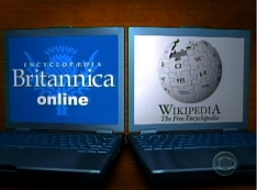 Wikipedia - video sur CBS News
