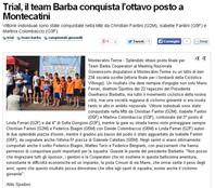 20140709_copertina__GAZZETTA DI REGGIO Campionati Italiani Giovanissimi Montecatini