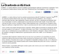 COPERTINA 2013_12_16_Gazzetta reggio online_Presentazione Granfondo