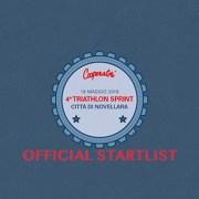 TriathlonStartlist