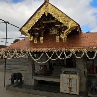 temple-entrance-p-c-vishwanath-vinay-balladichanda-g