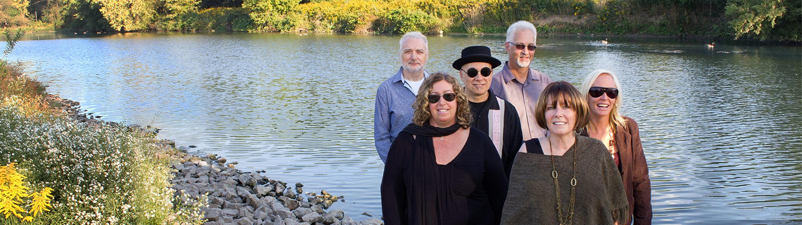 Cootes Paradise Band - Dundas Ontario Canada