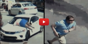 Better Than A Cop: The Carjacking (VIDEO)