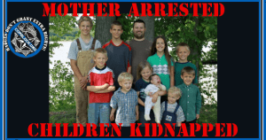 Police Abduct Kentucky Homeschooling Family's Children