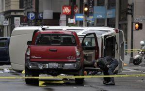SFPD Shoot Unarmed Man 'turned on me'