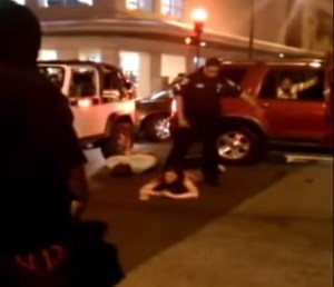 Excessive Force?  You Decide (VIDEO)