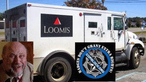 dr. loomis armored truck