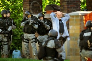 Fort Worth Residents Endure a Police State As Manhunt For Remaining Suspect Who Shot Police Officer Ensues