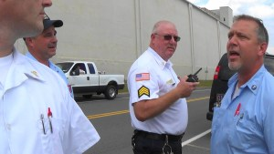 NY State Correctional Officer Assaults Cop Blocker — In a Public Park