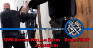 Police Beating and Malicious Prosecution in San Francisco California