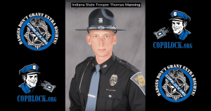 """""""Dental Profiling"""" by Indiana State Trooper Caught on Tape"""
