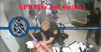 Update: Ohio Jail Guards Caught Beating Inmate on Video Found Not Guilty