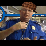 TSA Agent Claims You Need Their Permission to Record Airport Screening Pat Down