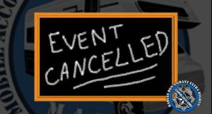 #MACTour Dates Cancelled