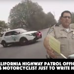 Video of Officer Cutting Off Motorcycle Leads to Investigation