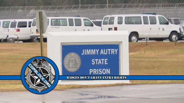 Autry State Prison Georgia Jury Duty Scam