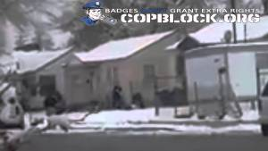 Police Shooting of Suspect Caught On Cell Phone Video (Warning Graphic)