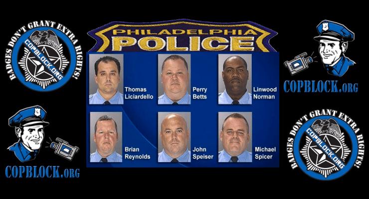 Philadelphia Police Curruption Drug Cases