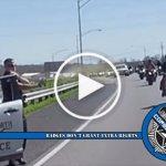 No Suspension For Texas Cop Filmed Pepper-Spraying Bikers On Highway
