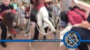 School Cop Filmed Body-Slamming 12-Year-Old Girl Fired