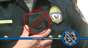 "Illinois Police Dept. Removes Body-Cams Because ""A Bit Burdensome"""