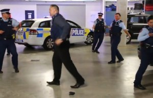 F=ck the Police and Their Running Man Challenge