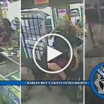 Video: Cops Beat Man For Going Inside Store