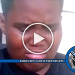 Terrified 10-Year-Old Sobs After Being Chased By Shotgun Wielding Cops
