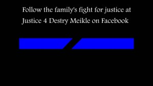 Republic, MO Officer John Tinsley's Questionable Account of Destry Meikle Shooting