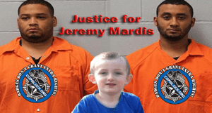 Newly Released Footage Reveals Avoidable Death of Six Year Old Jeremy Mardis