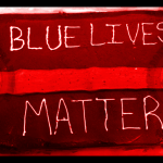 The Thin Blue Line Cake Wal Mart Employees Refused to Make Is Illegal