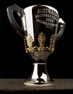 AFL Premiership Trophy