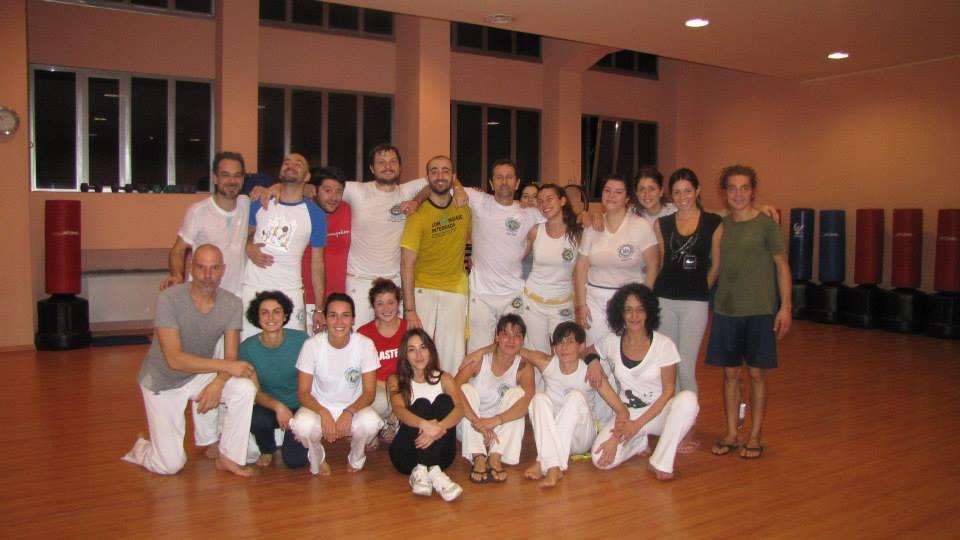 Capoeira Coquinho Baiano Sanepolcro