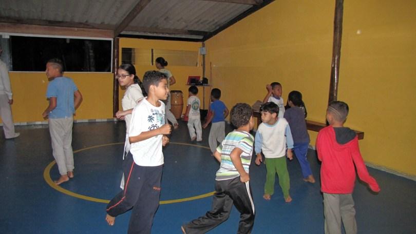 Capoeira Morro